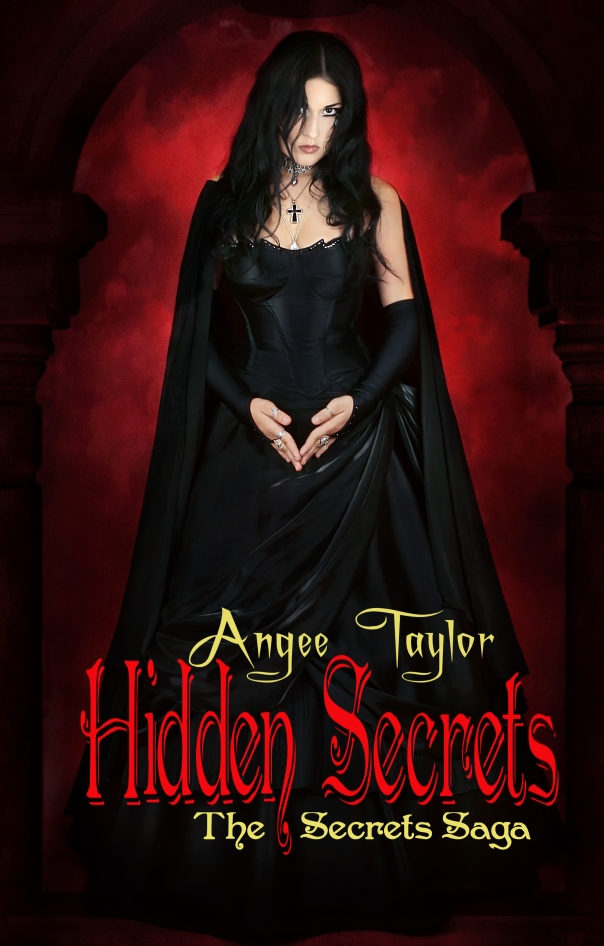 HIDDEN SECRETS (The Secrets Saga #1)